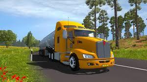 trailer kenworth 2016 kenworth t600 1 20 truck euro truck simulator 2 mods