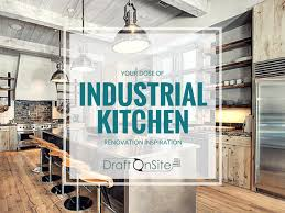 5 stunning looks to feed your industrial kitchen renovation