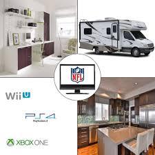 amazon com small tv perfect kitchen tv u2013 13 3 inch led tv