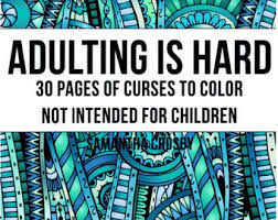 colouring books etsy nz
