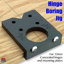Kitchen Cabinet Hinge Template This Is A Jig To Help Drill Holes For Installing European Hinges