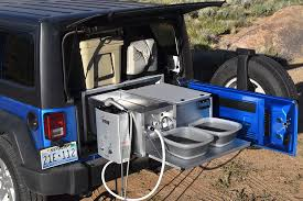 overland jeep kitchen add this kitchen to your subaru or suv