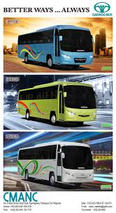 philippines bus daewoo columbian manufacturing corporation campi
