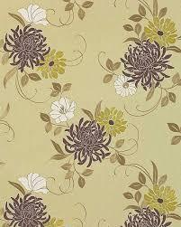 floral wall wallpaper flower wall covering edem 824 28 deep