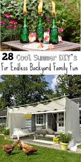28 cool summer diy u0027s for endless backyard family fun