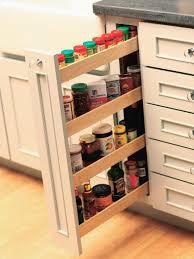 kitchen spice storage ideas cabinet spice cabinets for kitchen creative spice storage ideas