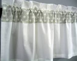 Nursery Valance Curtains Nursery Valance Etsy