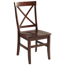 Pier One Imports Kitchen Table by Torrance Mahogany Brown Dining Chair Mahogany Brown Side Chair