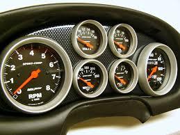 mustang custom gauges florida 5 0
