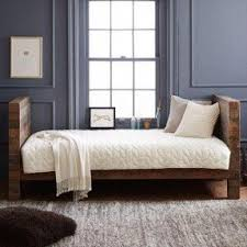 how to make a daybed frame wood daybed frames foter