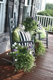Decorations For Front Of House Best 25 Decorating Front Porches Ideas On Pinterest Flowers On