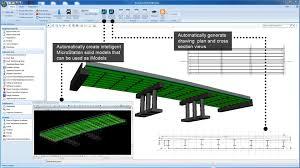 Home Design 3d Pc Gratuit 3d Bridge Design And Analysis Software Openbridge Modeler