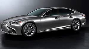 lexus car 2017 2018 lexus ls 500 interior exterior and review youtube