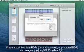 How Convert Pdf To Excel Spreadsheet Pdf To Excel With Ocr For Mac Easily Convert Pdf To Excel With