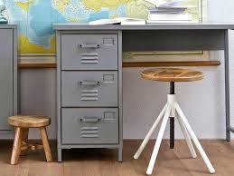 bureau metallique bureau metal gris metal bureau metallique gris meetharry co