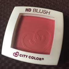 city color hd blush warm mauve