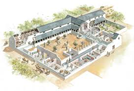 the history blog blog archive large roman mosaic floor found