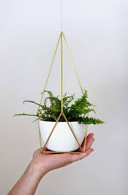 Modern Hanging Planter by 151 Best Plantenhanger Macramé Images On Pinterest Macrame Plant