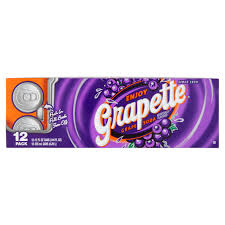 sam u0027s choice grape soda cans 12 fl oz 12 count walmart com