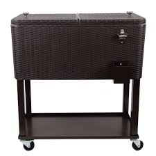 29 off upha 80 quart rolling cooler cart outdoor patio party