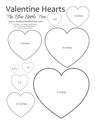 valentine hearts clip art in sizes ranging from 3 4