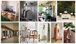 home furniture and items repurposed items around the home that you will love