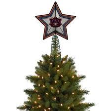auburn university star treetopper