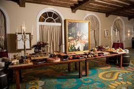 cuisine renaissance food drink photos inspired food table inside weddings