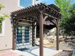 hoe and shovel structure in the garden pergola dreams we painted