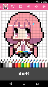 dotpict easy to pixel arts android apps on google play