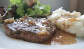 slow cooker steak and potatoes 5 dollar dinnerscom healthy slow cooker salisbury steak recipe 5 dinners in 1 hour