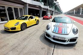 gt3 turbo porsche beyond the limit porsche launches 911 turbo s and gt3 on the race