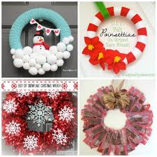 28 wreaths to make