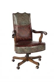 office chairs lorec ranch rustic home furnishings