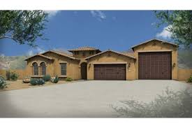 cholla with rv garage plan at estates at the meadows in peoria