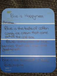 Fabulous In Fifth Paint Chip Poetry My Future Classroom