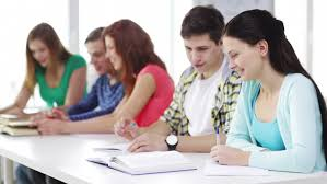Education  Technology  School And Internet Concept   Smiling     Shutterstock
