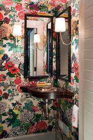 7 powder room statement wallpapers the well appointed house blog