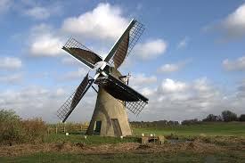 otheriama miller on a dutch windmill ama