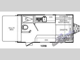 Coachman Trailer Floor Plans New 2013 Coachmen Rv Clipper Ultra Lite 15rb Travel Trailer At
