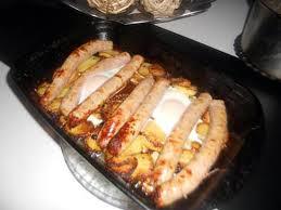 cuisine oeufs recette de saucisse au pommes de terre et au oeufs