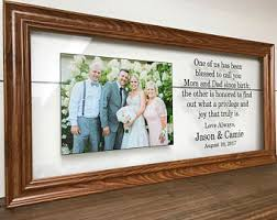 wedding gift parents wedding gift parents etsy