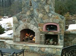 nifty image in outdoor fireplace insert latest outdoor decoration