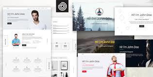 personal portfolio template portfolio moya personal portfolio template by lightlabs