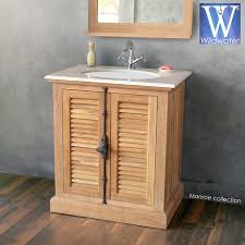 Teak Vanities Bathroom Furniture The Cabana Collection