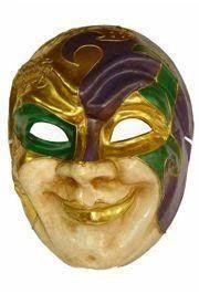 mardi gras wall masks paper mache mardi gras joker big mask 24in x 17in wide