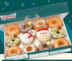 ho ho ho merry krispy kreme donuts are here soranews24