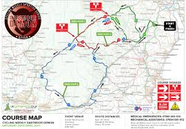 Southwest Route Map Dartmoor Demon Cycling Weekly Sportive Series Cycling Weekly