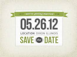 save the date website save the date by derek lauritzen dribbble