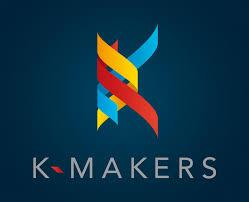 k makers 30 cool one letter logo designs design idea